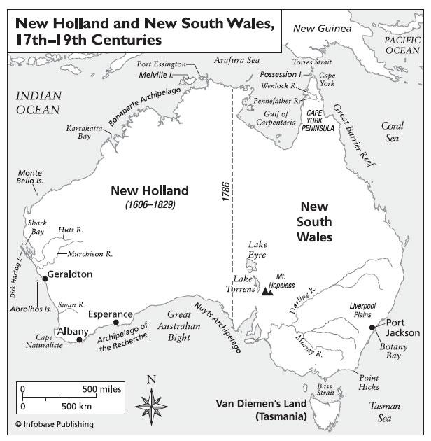Early Australian Exploration